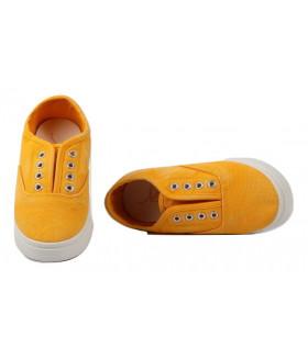 Кеды детские Россия 2462LCD/Yellow цвет Желтый