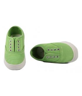 Кеды детские Россия 2562LCD/Green зеленые