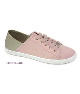 Кеды женские W-pink LuckyLand Россия 2428
