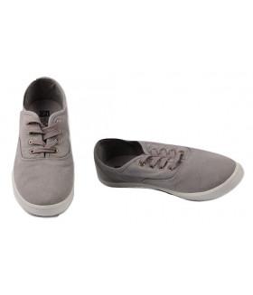2456 M-grey Обувь повседневная мужская (полуботинки)
