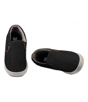 2454 M-black Обувь повседневная мужская (туфли)