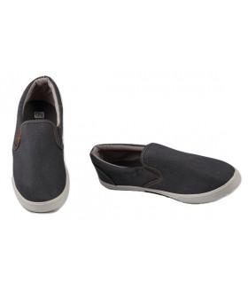 2454 M-grey Обувь повседневная мужская (туфли)