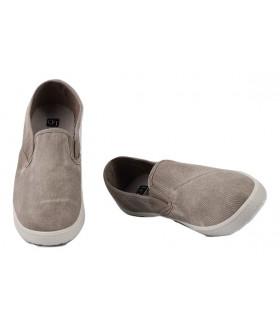 2455 M-grey Обувь повседневная мужская (туфли)