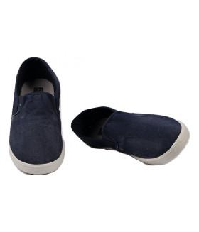 2455 M-navy Обувь повседневная мужская (туфли)