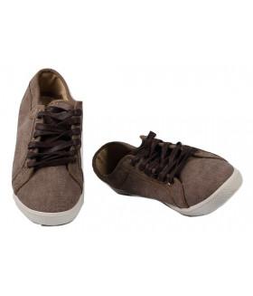 2392 M-brown Обувь повседневная мужская (полуботинки)