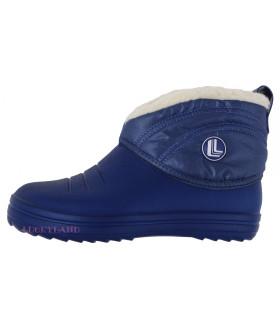 Галоши мужские утепленные синие EVA 2305LGM